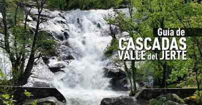 Guía de cascadas en el Valle del Jerte
