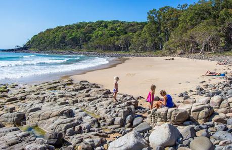the-sunshine-coast-queensland-5 ▷ Comentario sobre 3 ciudades de playa en la Costa del Sol en Queensland por Family Travel en Australia | Costa del Sol - Viajes