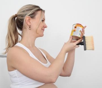Sustancias tóxicas que se deben evitar durante el trabajo