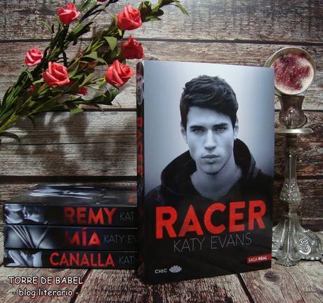 A toda velocidad con Racer