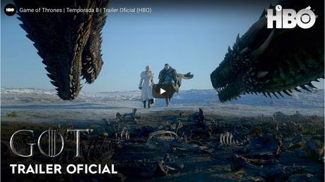 Trailer de la última temporada de Game of Thrones