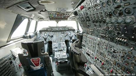 El avión supersónico Concorde, 50 años después de su vuelo inaugural.