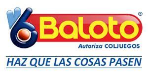 Números ganadores Baloto miércoles 6 de marzo 2019