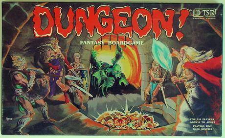 Dungeon! (Ed 1981)