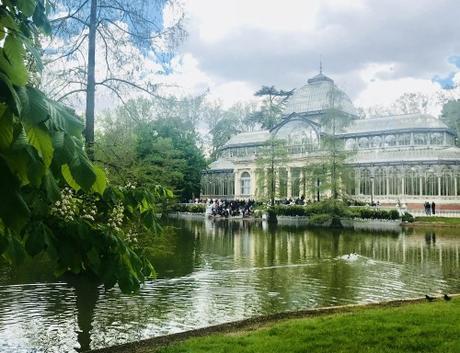 Parques chulos en Madrid