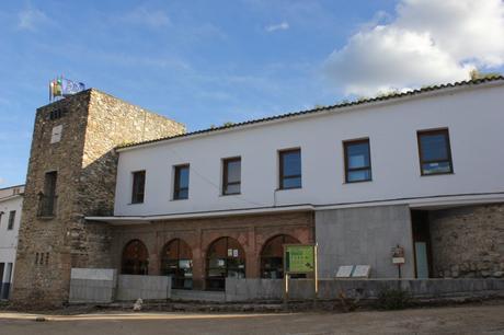 Castillo de Almaden de la Plata