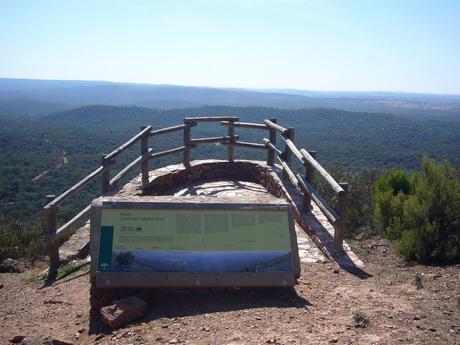 Mirador sendero