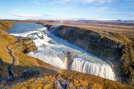 golden-circle-gullfoss-waterfall-900x600 ▷ Dónde hospedarse en Islandia: Los mejores hoteles en Reykjavik y más allá