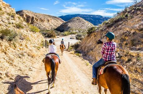 lajitas-texas-horse-ride-8 ▷ My Fun Horse Ride en Lajitas, Texas