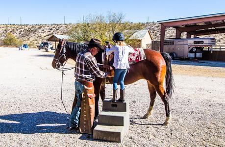 lajitas-texas-horse-ride-4 ▷ My Fun Horse Ride en Lajitas, Texas