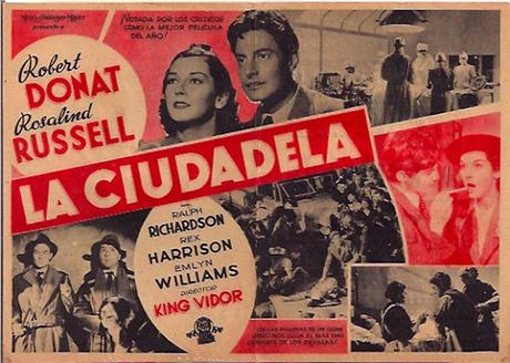 LA CIUDADELA (King Vidor 1938)