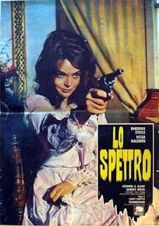 SPETTRO, LO (Italia, 1963) Intriga, Terror
