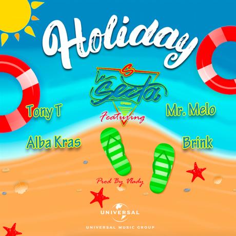 Chileno Mr. Melo la rompe en Europa con su single Holiday feat La Secta