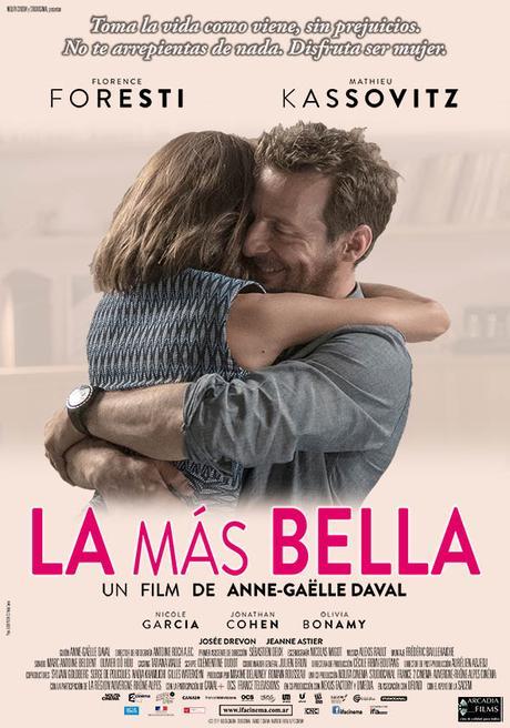 La Mas Bella se estrena en cines el jueves 14 de Marzo