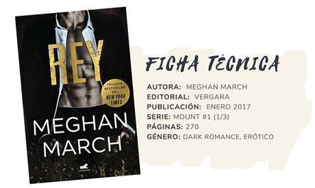 Reseña: REY - Meghan March