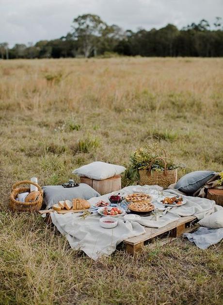 El día que cambiamos los restaurantes por los picnics