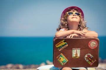 Qué llevar en la maleta en los viajes con niños y bebés