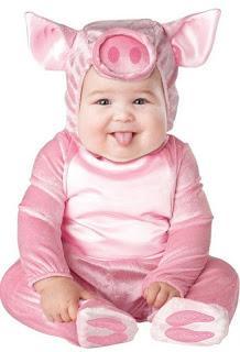Los disfraces más tiernos, para que tu bebé sea el rey de la primavera.