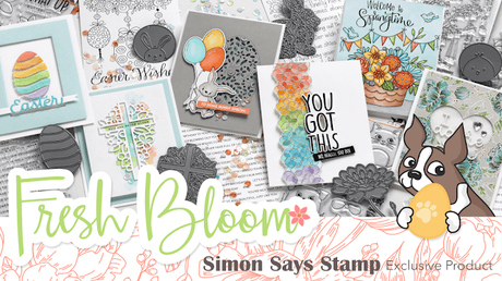 Two Simple Cards / SSS Fresh Bloom