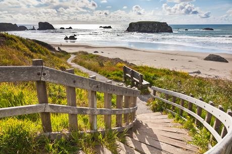 bandon_oregon ▷ 12 mejores lugares para alojarse en la costa de Oregon