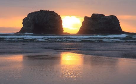 rockaway_beach_oregon ▷ 12 mejores lugares para alojarse en la costa de Oregon