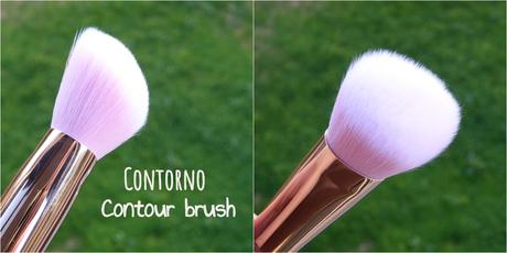 Goal getters contour brush set de Tarte, un kit de brochas de contorno