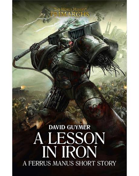 A Lesson in Iron, de David Guymer (Reseña)
