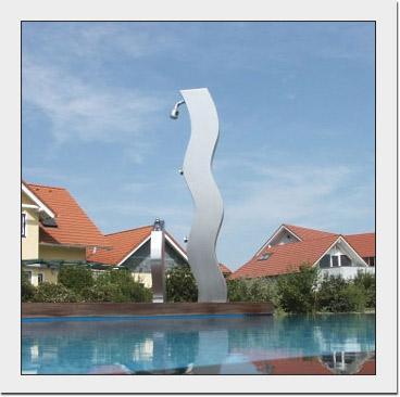 duchas jardin diseño