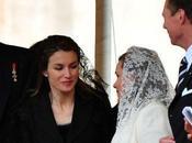 Príncipes Asturias asisten Roma beatificación Papa Juan Pablo look Dña. Letizia