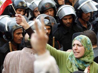 Una Primavera Árabe para las mujeres