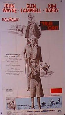 CINEFÓRUM DE SOBREMESA (porque el cine nos alimenta...)Hoy: Valor de Ley, (Henry Hathaway, 1969)