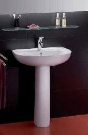 T preguntas ideas para reacondicionar lavabo de pie - Muebles de lavabo con pie ...