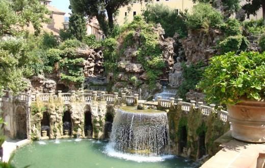 Ideagarden jardin villa d 39 este italia for Jardin villa d este