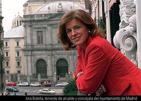 Ana Botella se reunirá con líderes protestantes de Madrid