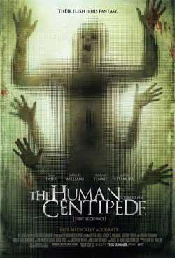 TRIOLOGIA THE HUMAN CENTIPEDE