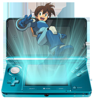 Gana una Nintendo 3DS promocionando Megaman Legends 3