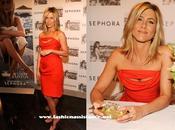 Jennifer Aniston presenta fragancia Sephora, Nueva York
