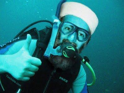 "Nenhum marinheiro viu ""enterro secreto"" de Bin Laden no mar"