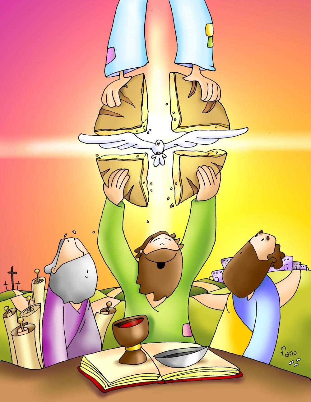 Evangelio Dominical  07 De Mayo De 2011  Tercer Domingo De Pascua