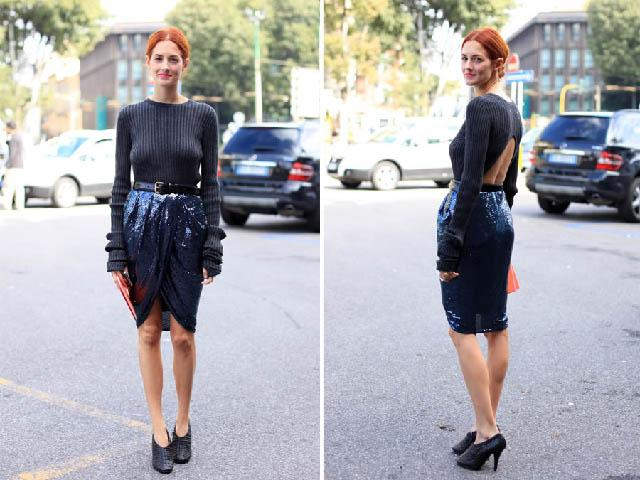 TAYLOR TOMASI HILL A FASHION ICON