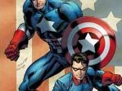 Portada alternativa Mark Bagley para Captain America Bucky