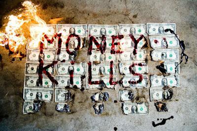 Tyler Shields© – Money Kills