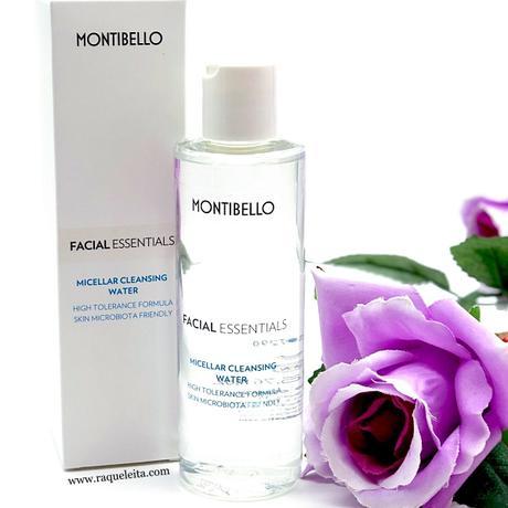 Desmaquilla y Limpia la Piel con un Solo Gesto con Facial Essentials Micellar Cleansing Water