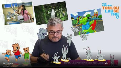 Tutorial #2 de Animación, vídeo tutorial