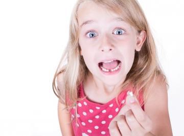 Mi hijo ha perdido un diente: ¿qué hago?