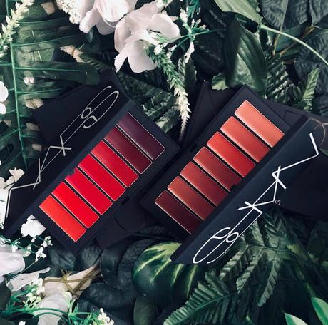 Audacious lipstick palette by Nars cosmetics