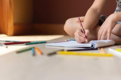 Como se dibujan los niños dependerá de quién verá el dibujo