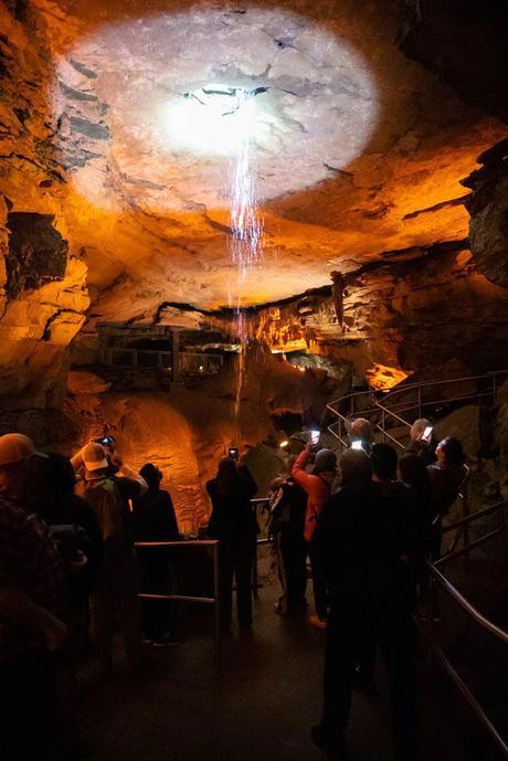 Mini-Waterfall.jpg.optimal ▷ Cómo planificar su visita al Parque Nacional de Mammoth Cave