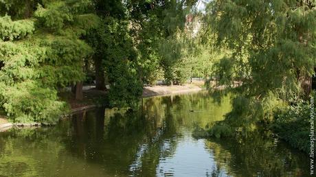 Jardines públicos Burdeos parques que ver viaje Francia