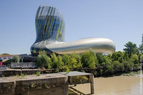 Cité du Vin Burdeos visita Bordeaux roadtrip